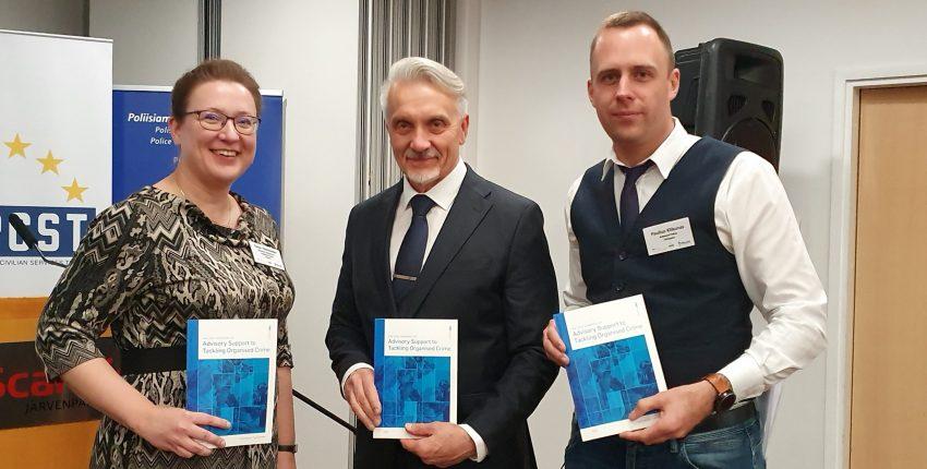 CSDP Handbook on Advisory Support to Tackling Organised Crime