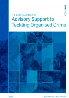 CSDP Handbook on Advisory Support to Tackling Organised Crime